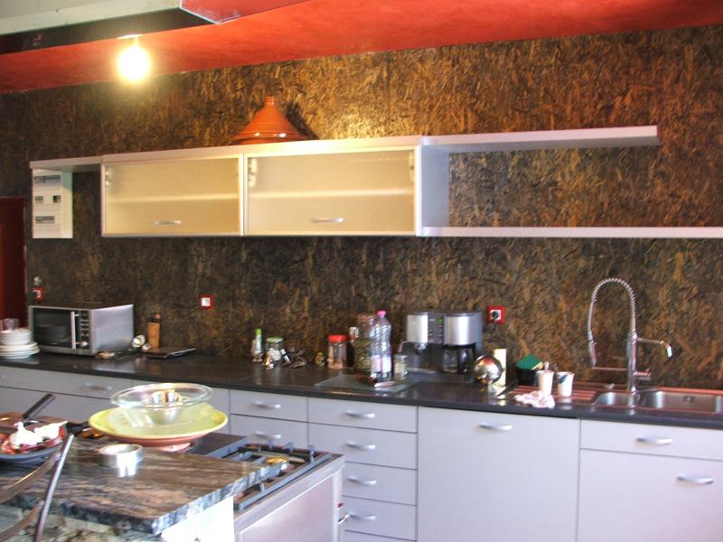 Agencement cuisine atelier liard menuisier tous for Placage cuisine