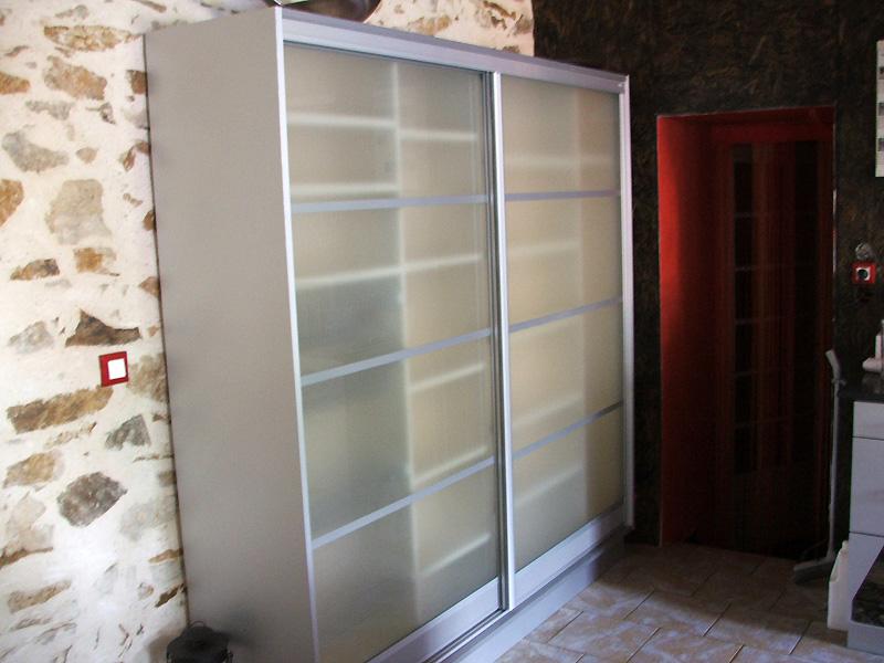 Agencement cuisine atelier liard menuisier tous for Meuble aluminium cuisine