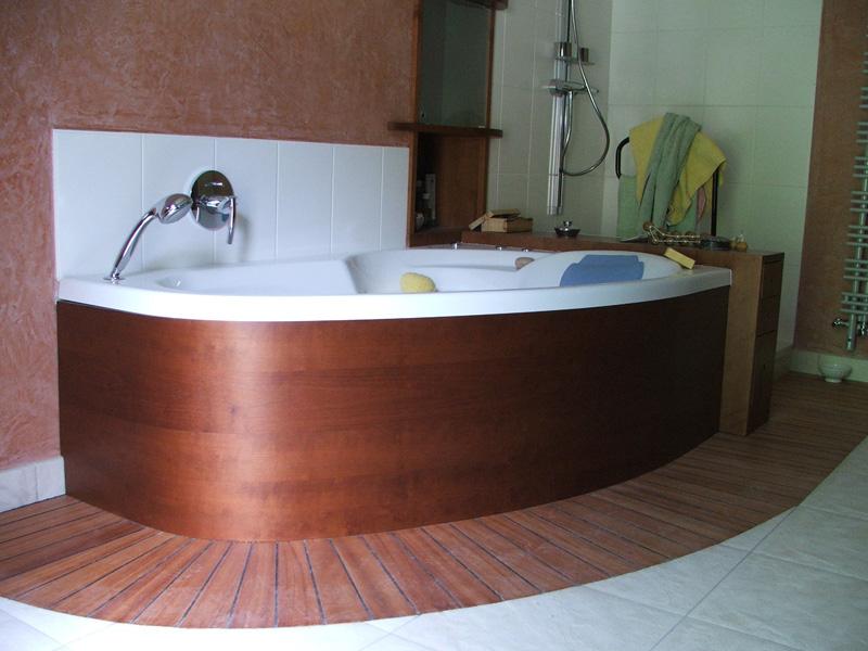 agencement salle de bains atelier liard menuisier. Black Bedroom Furniture Sets. Home Design Ideas
